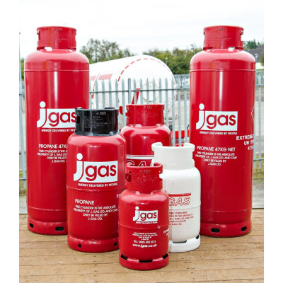 JGas Propane Gas Cylinders