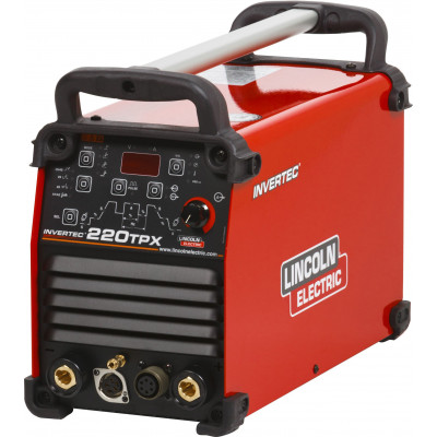 Lincoln Invertec 220 TPX DC TIG