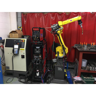 Ex-Demo TPS Fanuc Robot Arcmate 100iC - NOW SOLD