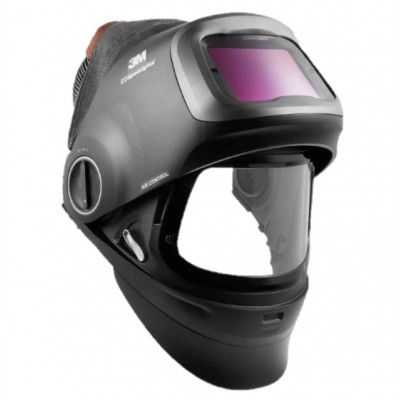 TPS 3M Speedglas G501 Welding Helmet with adflo powered air respirator
