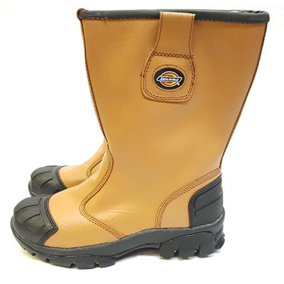 Industrial Rigger Site Safety Boots Sizes 7-11